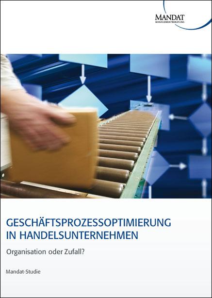 Geschäftsprozessoptimierung im Handelsunternehmen