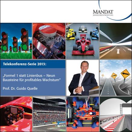 Formel 1 statt Linienbus - Neun Bausteine für profitables Wachstum
