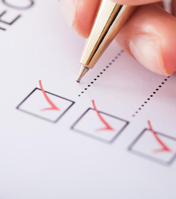 Checklisten und Positionspapiere