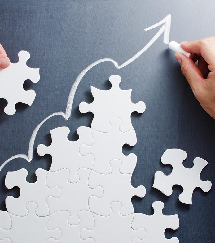 Wachstumsstrategie und Realisierung