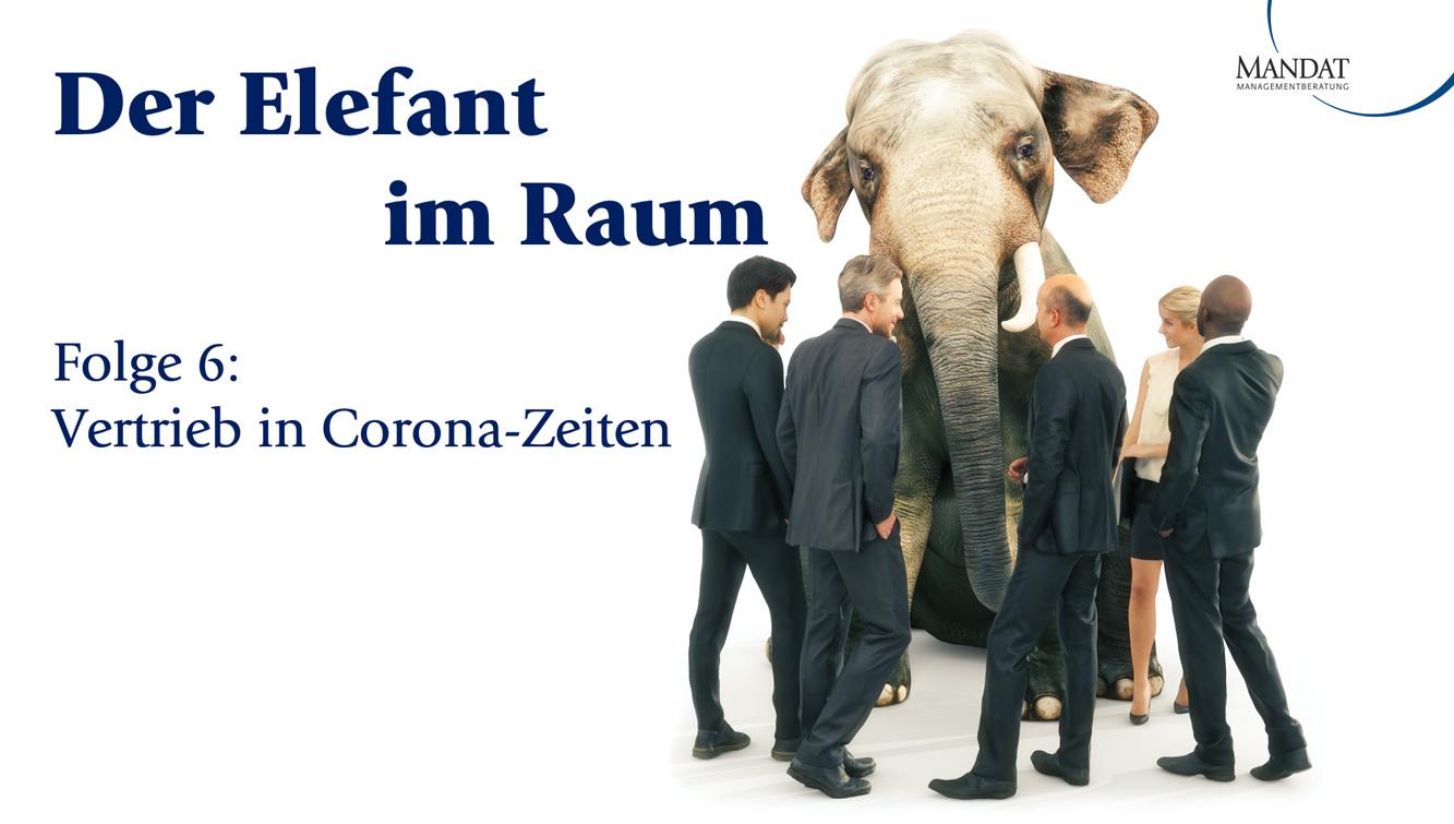 Der Elefant im Raum - Folge 6: Vertrieb in Corona-Zeiten